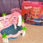 1993 Barbie Fountain Pool