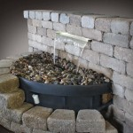 DIY Water Feature Backyard Waterfalls Fountain