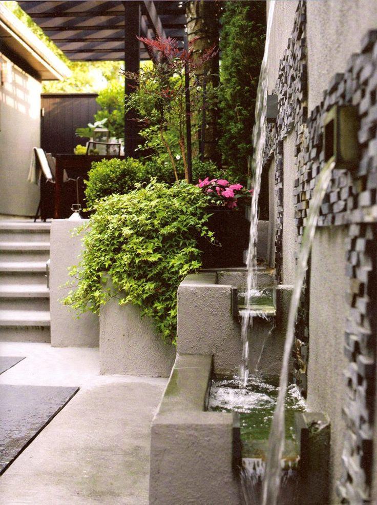 Backyard Wall Fountains