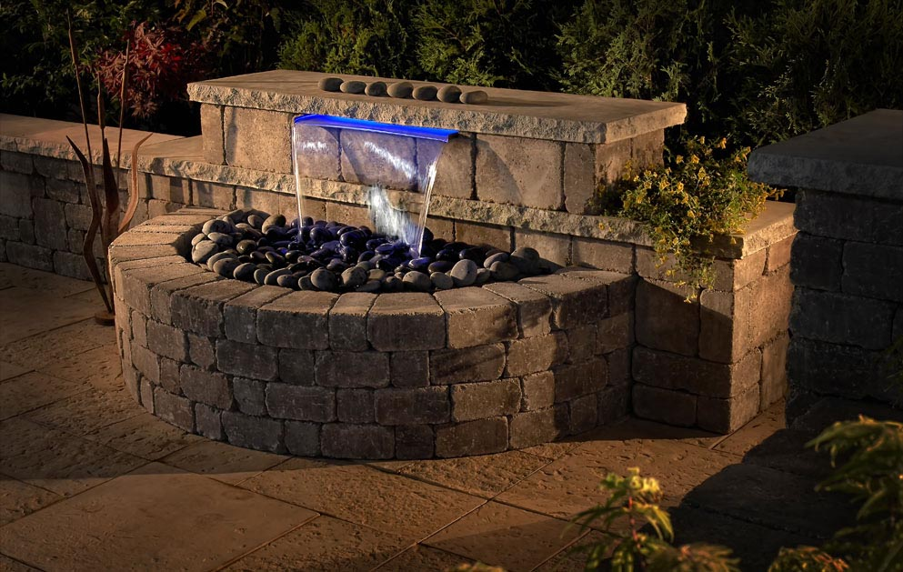 Backyard Water Feature Kits