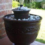 Backyard Water Feature Plans