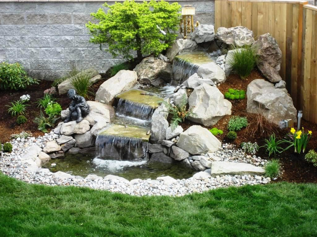 Backyard Water Features for Small Yards
