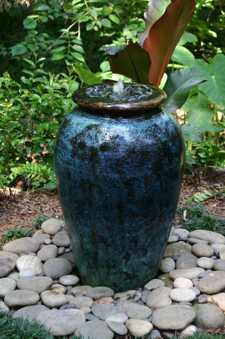 Backyard Water Fountains DIY