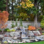 Backyards with Water Features