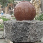 Ball Fountain Stone