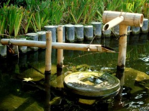 Bamboo Garden Fountains