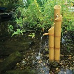 Bamboo Pond Fountain