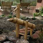 Bamboo Spout for Fountain