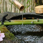 Bamboo Waterfall Fountain