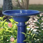 Bird Bath Fountain Solar