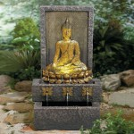 Buddha Garden Fountain