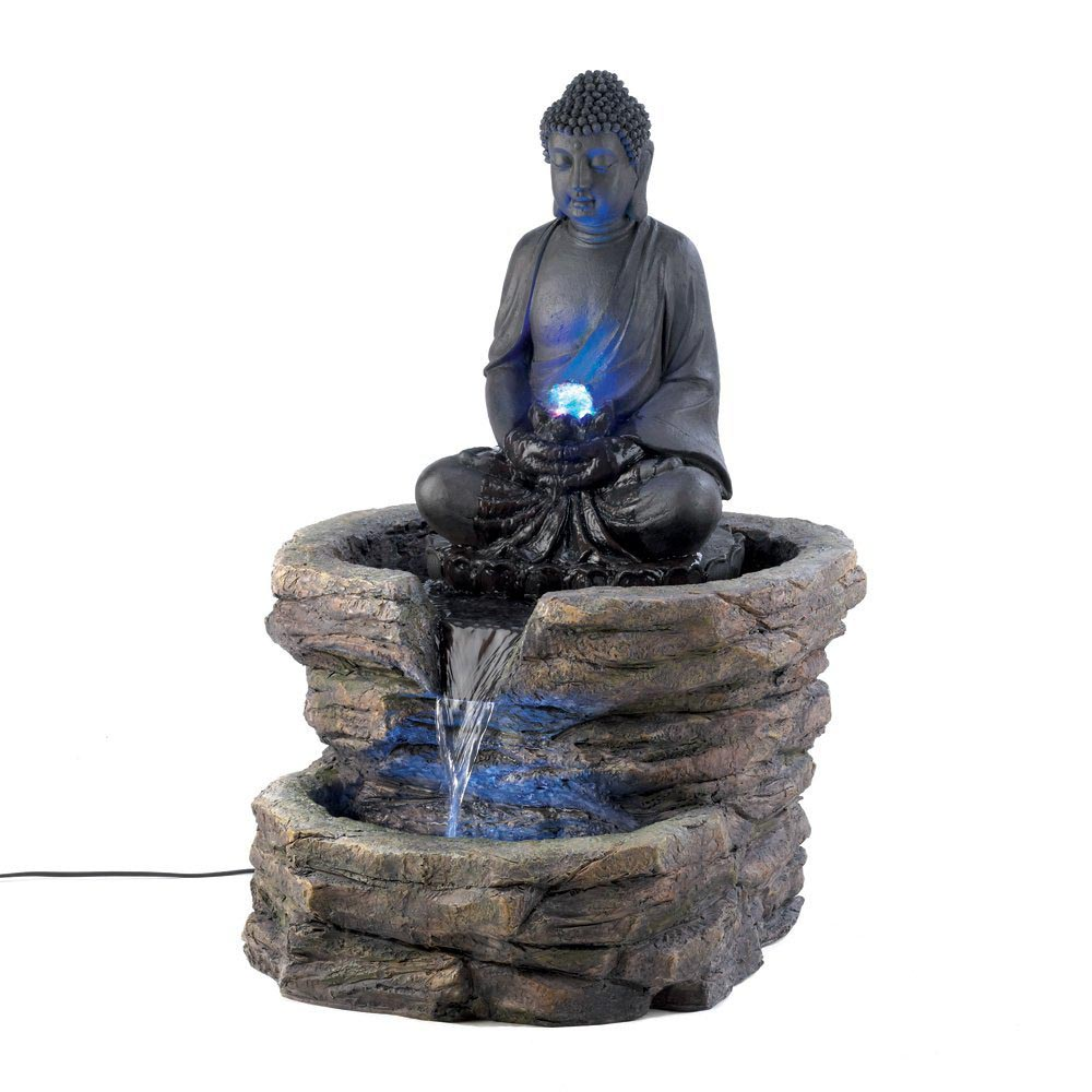 Buddha Water Fountain for Home