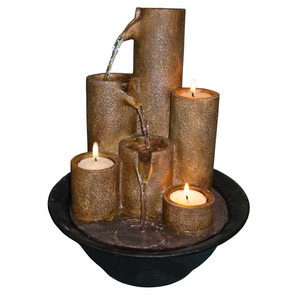 Candle Fountain Indoor