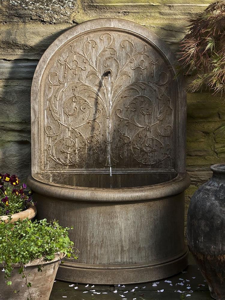 Cast Concrete Fountains