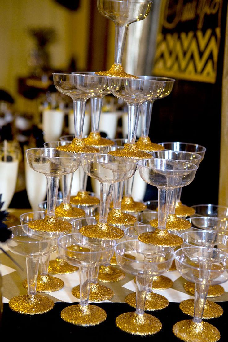 Champagne Fountain Hire Glasgow