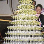 Champagne Fountain Hire Johannesburg