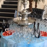 Champagne Fountain Hire Liverpool