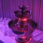 Champagne Fountain Hire Melbourne