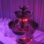 Champagne Fountain Hire Melbourne