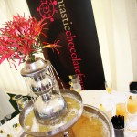Champagne Fountain Hire Northern Ireland