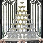 Champagne Fountain Hire Sydney