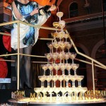 Champagne Fountain Rental Dallas