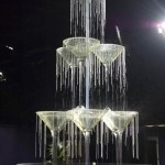 Champagne Fountain Rental Houston