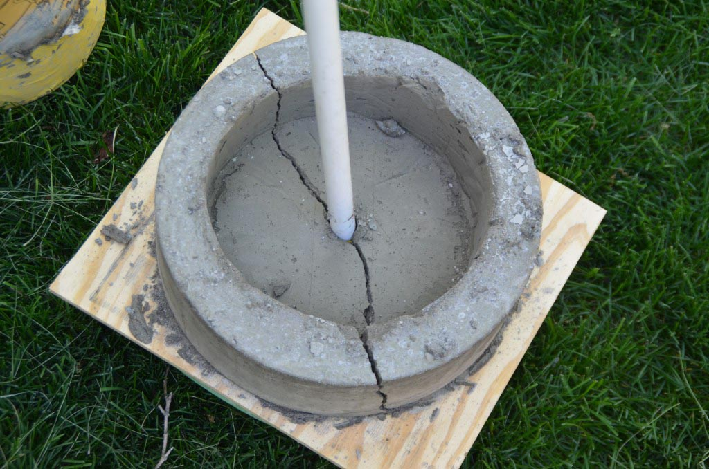 Concrete Fountain Molds