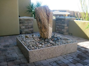Concrete Fountain Sealer