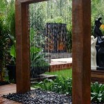 Cool Backyard Water Features