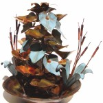 Copper Tabletop Fountains
