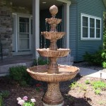 Copper Water Fountain Outdoor