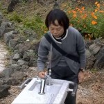 Crazy Japanese Water Fountain Prank