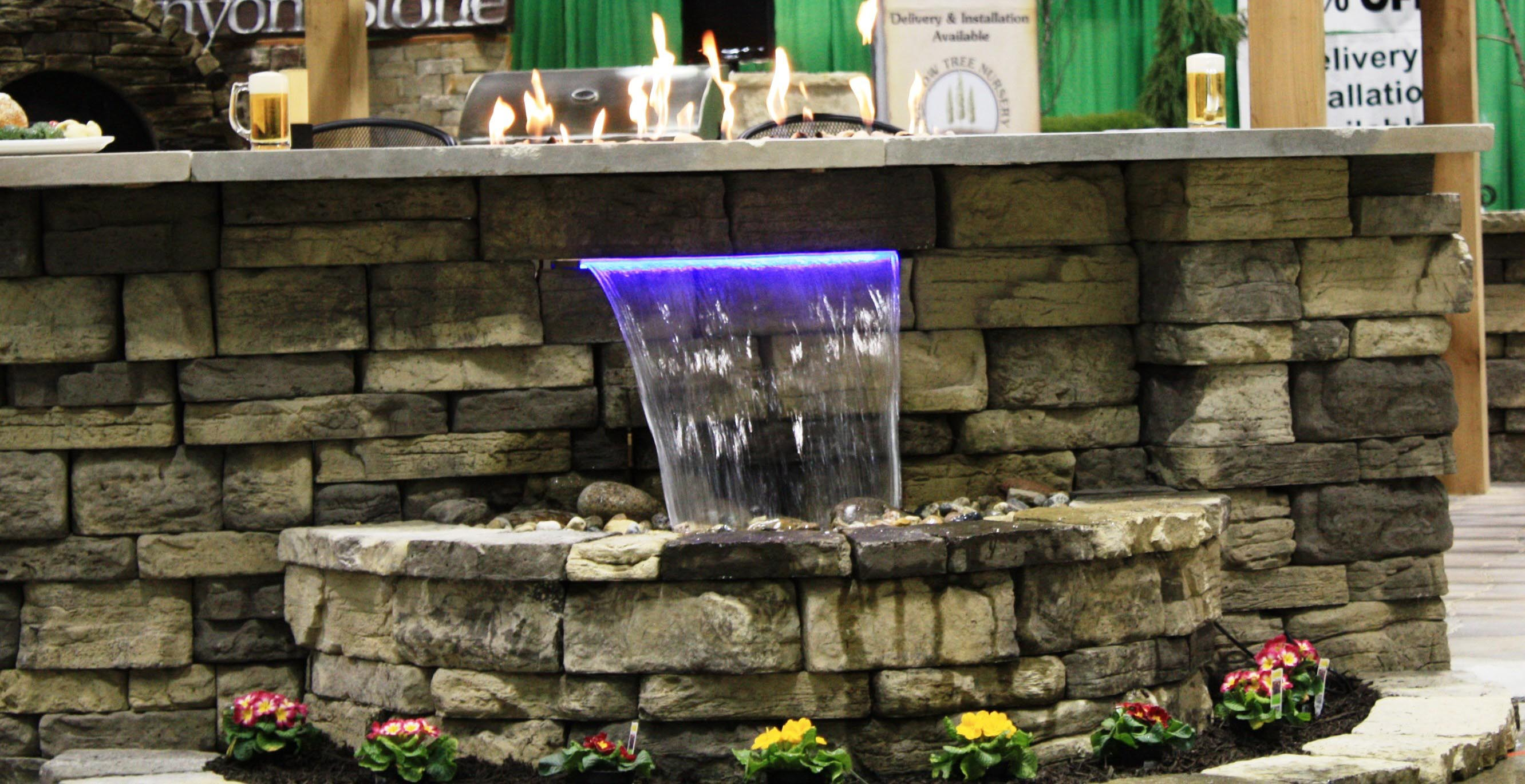 Decorative Fountains Outdoor