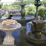 Decorative Yard Fountains