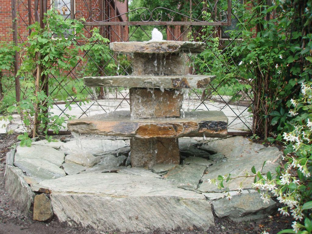 Diy Backyard Fountain Fountain Design Ideas