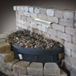 DIY Backyard Fountains
