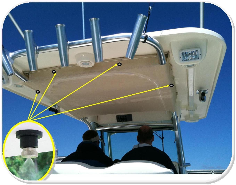 DIY Boat Misting System