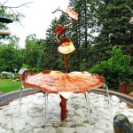 DIY Copper Fountain