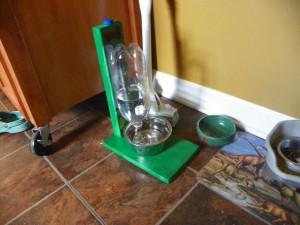 DIY Dog Water Fountain
