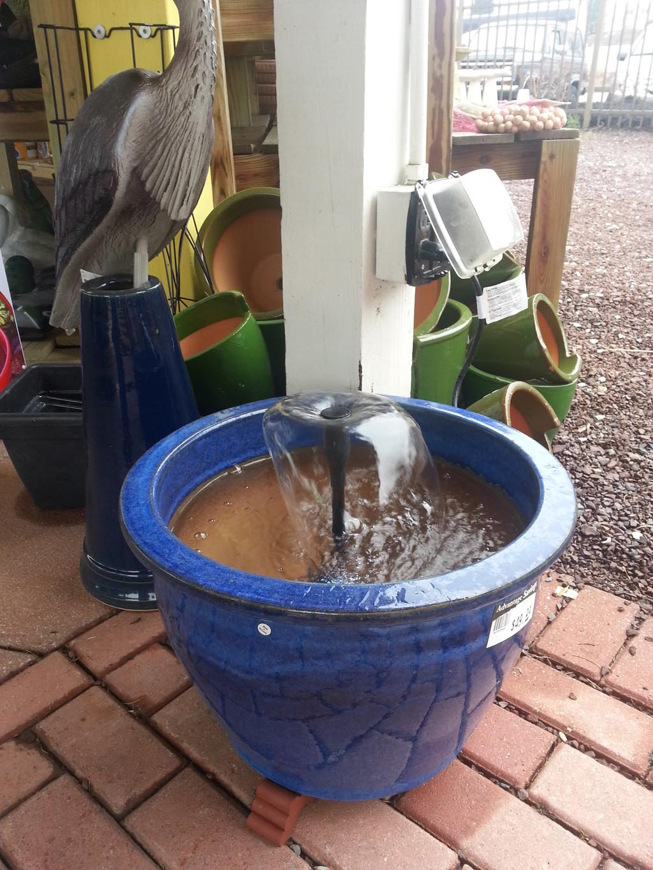 DIY Drinking Fountain