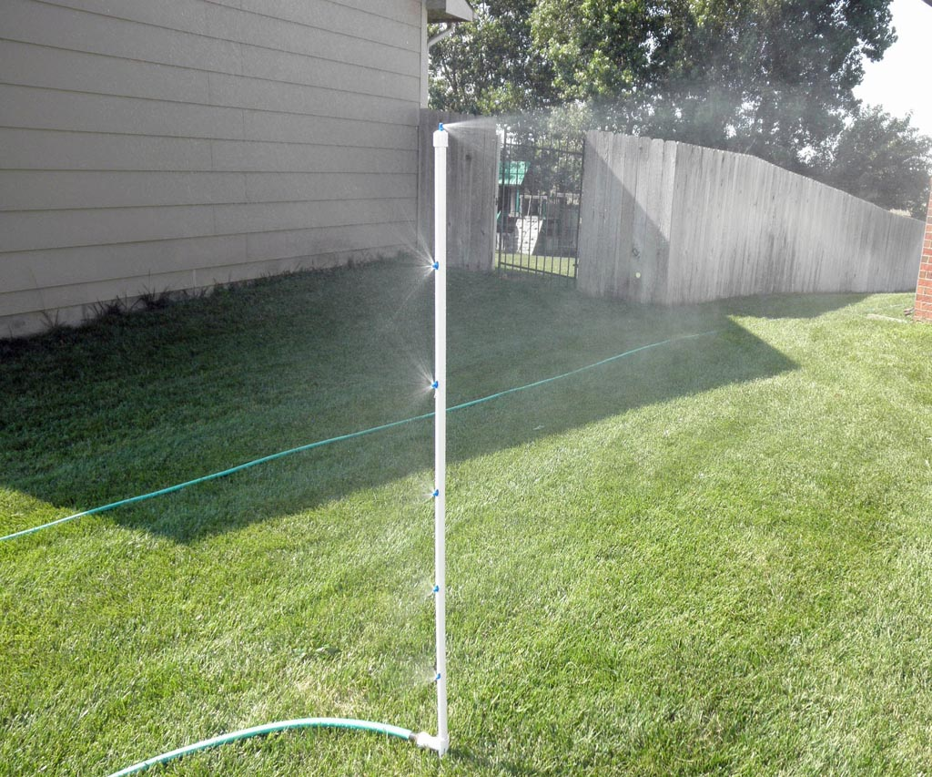 DIY Misting System Instructables