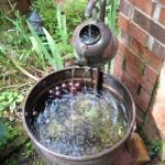 DIY Outdoor Fountain