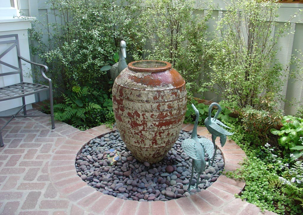 DIY Outdoor Fountains