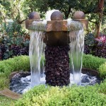 DIY Patio Water Fountain