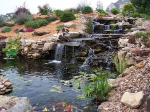 DIY Ponds and Fountains