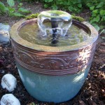 DIY Pot Fountain