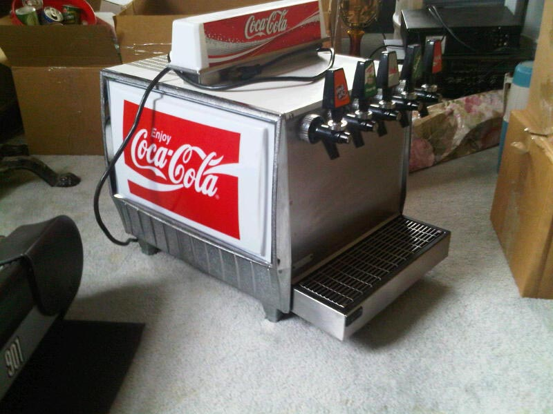 DIY Soda Fountain