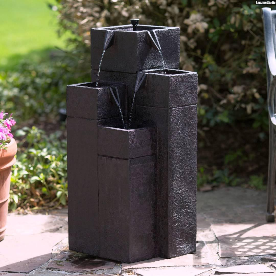 DIY Solar Water Fountain