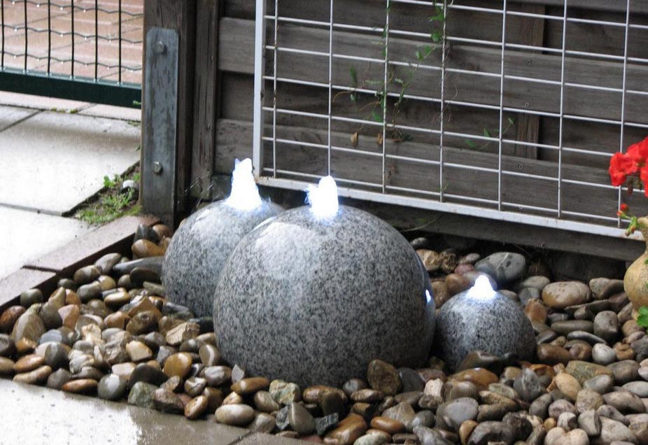 It is easy to make a diy fountain fountain design ideas Home made water feature